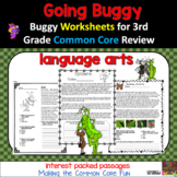 Going Buggy Over Common Core Language Arts Activities For