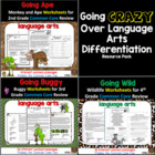 Going Crazy Over Language Arts Differentiation