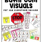 Going to the Bathroom- Visual Schedule for Student's with