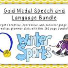 Gold Medal Speech and Language Bundle