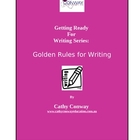 Golden Rules for Writing Workshop