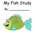 Goldfish Study Science Journal