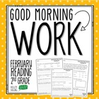 Good Morning Work - Reading - February (2nd Grade)