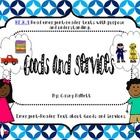 Goods & Services {Emergent Reader Book}