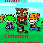 Grade 1 Common Core Reading: Literature Mini-Bundle #1