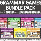 Grammar Games Bundle Pack