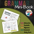 Grammar Guide Mini-Book (foldable, printable, fun-filled r