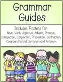 Grammar Guides - Reference Posters for Your Primary Class