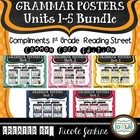 Grammar Posters Reading Street Common Core Edition Units 1