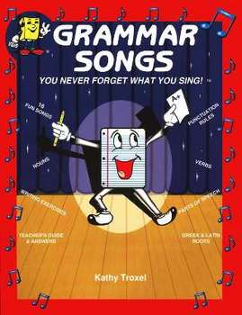 Grammar Songs book by Kathy Troxel/Audio Memory