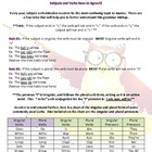 Grammar- Subject Verb Agreement