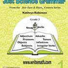 Grammar Worksheets Integrated with Science - 3rd Grade