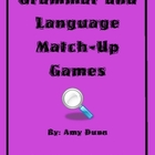 Grammar and Language Match-Up