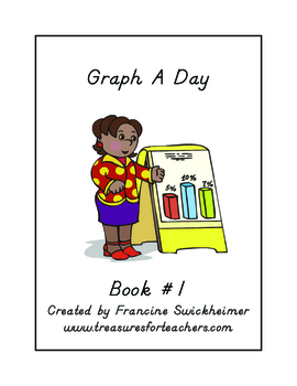 Graph a Day - Book 1