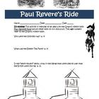 Graphic History: Paul Revere's Ride Revolutionary War Acti