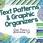 Graphic Organizer Lesson for Information Text
