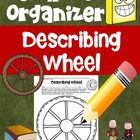 FREE Graphic Organizer aligned to Common Core Reading (Des