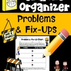 Graphic Organizer aligned to Common Core Reading (Fix-up S