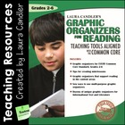 Graphic Organizers for Reading: Aligned with the Common Core