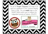 Graphic Organizers for Treasures BUNDLE {SS through U6}