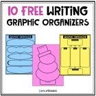 Graphic Organizers for Common Core Writing