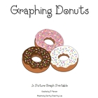 Graphing Donuts-Read a Picture Graph Printable