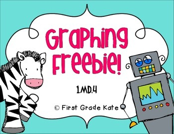 Graphing Freebie!  1.MD.4