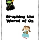 Graphing The Wizard of Oz Characters