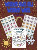 Graphing Weather Owls and Weather Wheel