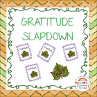 Gratitude Slapdown