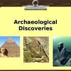 Great Archaeological Discoveries PowerPoint