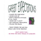Great Expectations-Beginning of the Year Handout