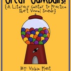 Great Gumballs {A Short Vowel Literacy Center}