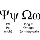 FREE Greek Alphabet Wall Display Gifted Language Arts