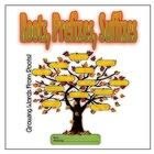 Greek & Latin Roots, Prefixes, Suffixes Bundle - Common Co