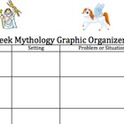 Greek Myth Graphic Organizer