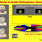 Greek Philosophers - Bill Burton