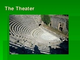Greek Theater: A PowerPoint Introduction