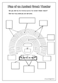 Greek Theatre Plan (2 activities - bell ringer / review &