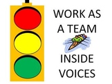 Green Light to Work as a Team Traffic Signal