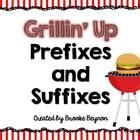 Grillin' Up Prefixes and Suffixes