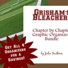 Grisham's Bleachers Chapter by Chapter Reading Graphic Org