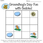 Groundhog's Day Fun with Sudoku! (Primary)