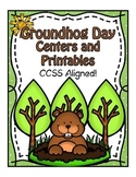 Groundhog Day Math and Literacy