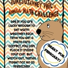 Groundhog's Day Punxutawney Phil Math Game