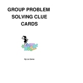 Group Problem Solving Activity and task Cards