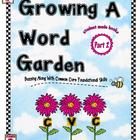 Growing A Word Garden (CVC Words): Part 2