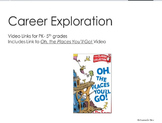 Career Exploration Guidance Lesson SmartBoard Elementary w