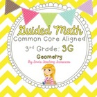 Guided Math Grade 3 Common Core 3G Geometry