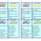 Guided Reading Discussion Cards-Common Core